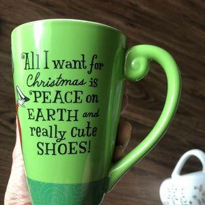 Hallmark Christmas Coffee Tea Mug Cup